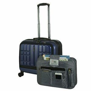 "Traveler Luggage 18""TPRC Flex File TECH Spinner Ro"